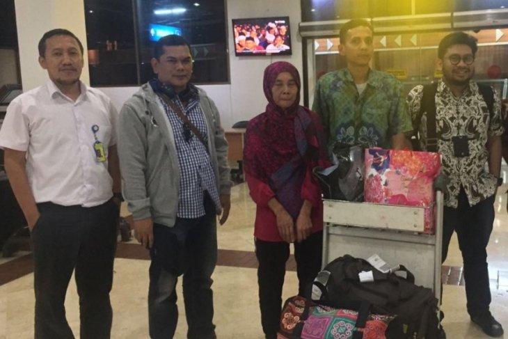 TKW Sukabumi korban penyiksaan tiba di Indonesia