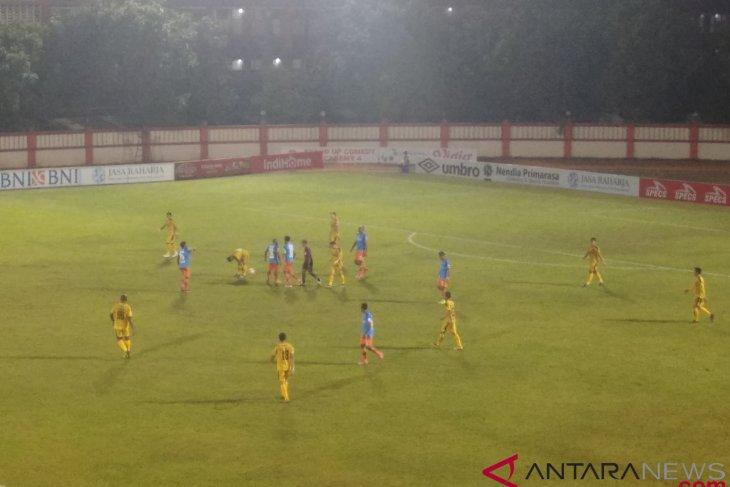 Dzumafo tentukan kemenangan Bhayangkara atas Perseru 1-0