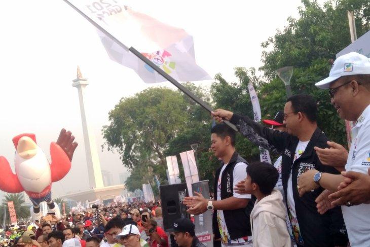 Ribuan peserta ikuti Parade Momo APG 2018