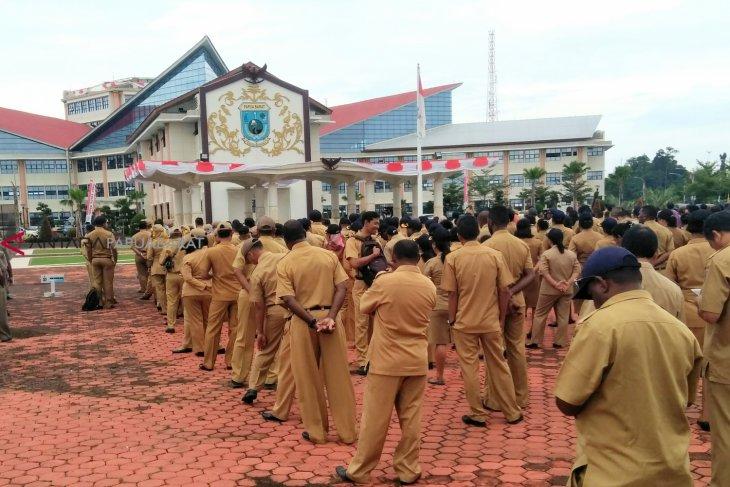 Pendaftaran CPNS di Papua Barat ditunda