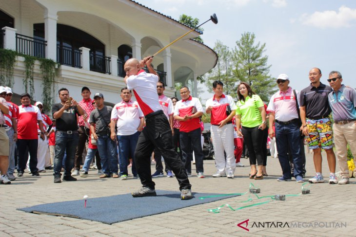Bogor Wonderful Golf Tournament 2018 resmi dibuka