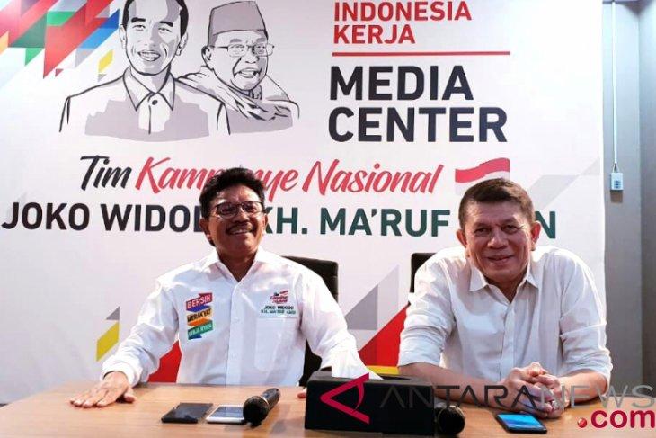 Nasdem: Survei SMRC tunjukkan masyarakat rasakan program Jokowi