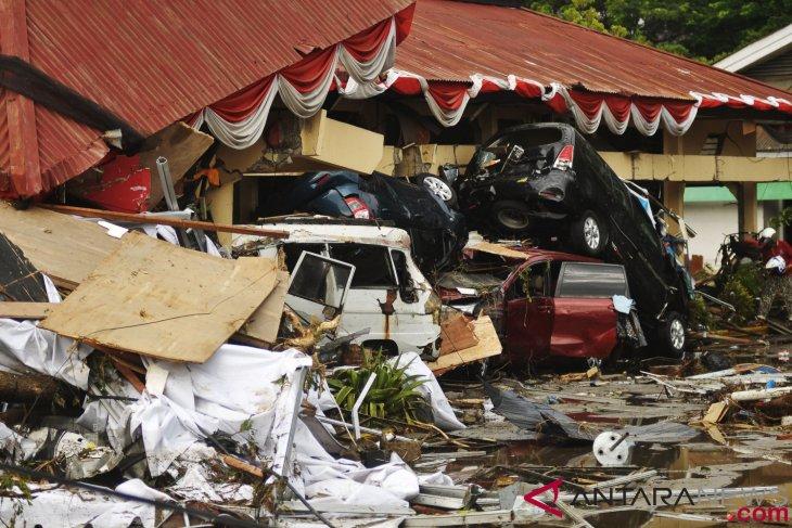 Kerusakan Gempa Palu 290918 zmn 1 - Kerusakan Akibat Gempa dan Tsunami
