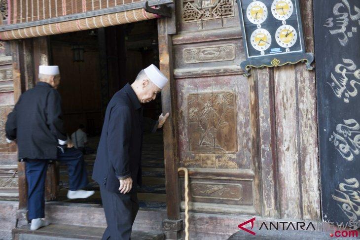 Muslim Xi'an nikmati kebijakan toleransi