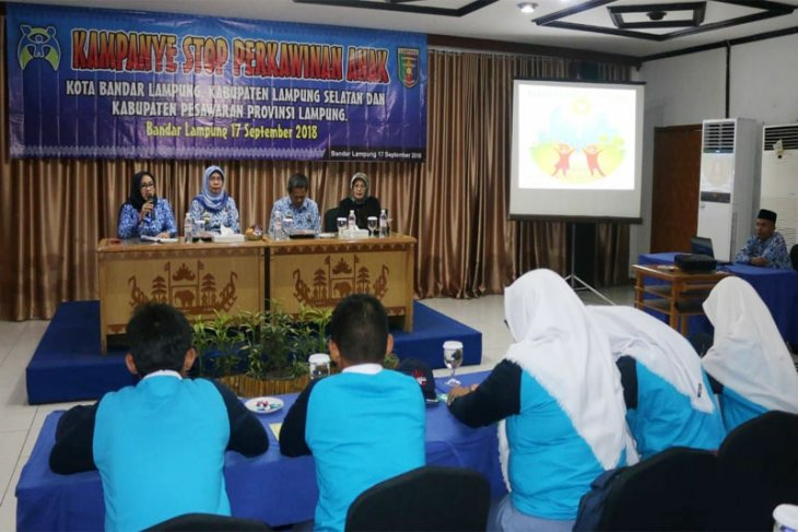 Lampung Kampanyekan