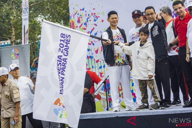 Pembukaan Asian Para Games 2018 akan meriah seperti Asian Games
