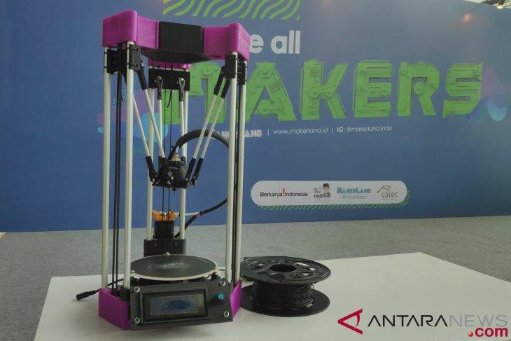 Melihat printer 3D buatan lokal BikinBot