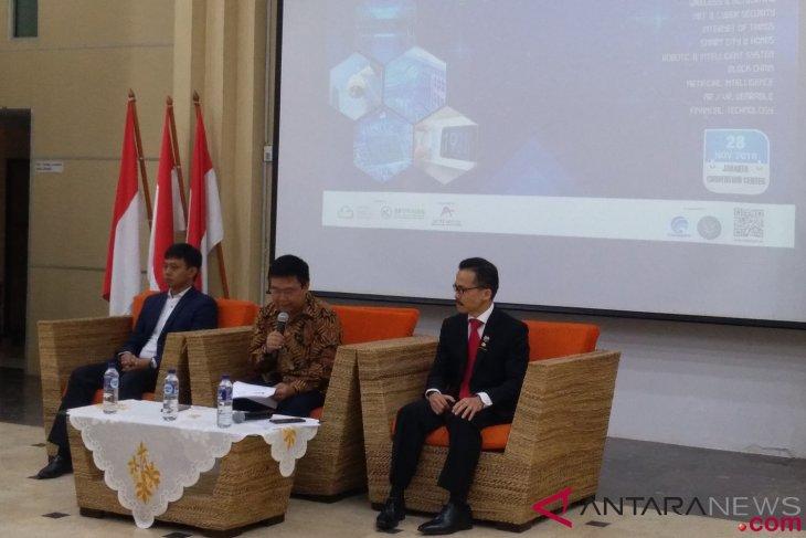 Digitech Indonesia ajang transformasi digital menuju industri 4.0