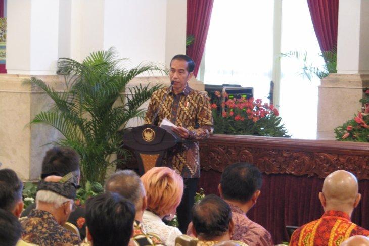 Presiden: aset terbesar Indonesia adalah persatuan dan kerukunan