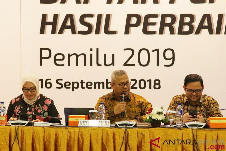 KPU improves permanent voters list for 2019 general election