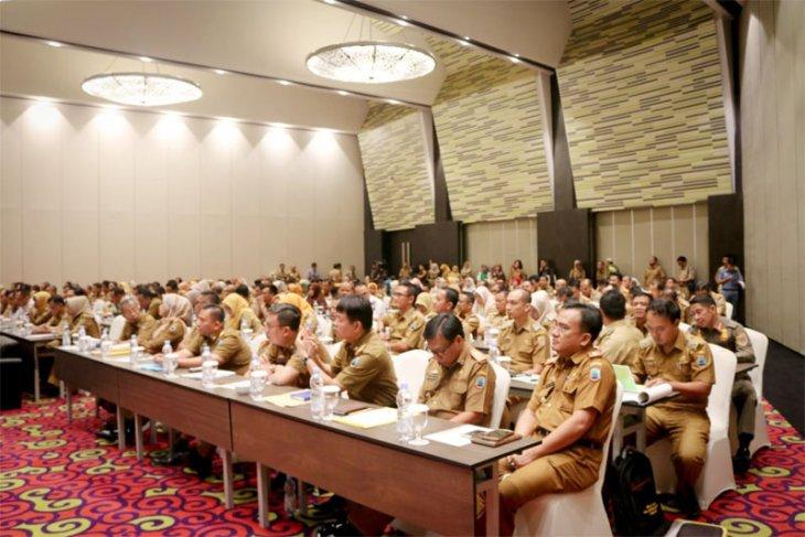 Pemprov Lampung Mengalami Kemajuan Implementasikan SAKIP dan Reformasi Birokrasi
