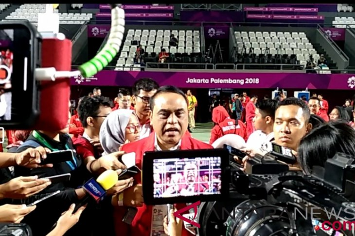 Asian Games - Indonesian athletes should maintain performance till  Olympics