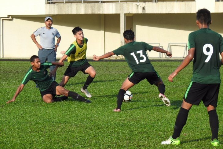 Timnas U-16 Indonesia jaga kebugaran pasca taklukkan Iran