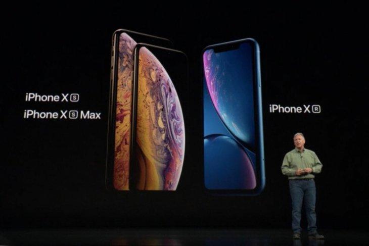 Apple luncurkan tiga iPhone sekaligus, XR, XS dan XS Max