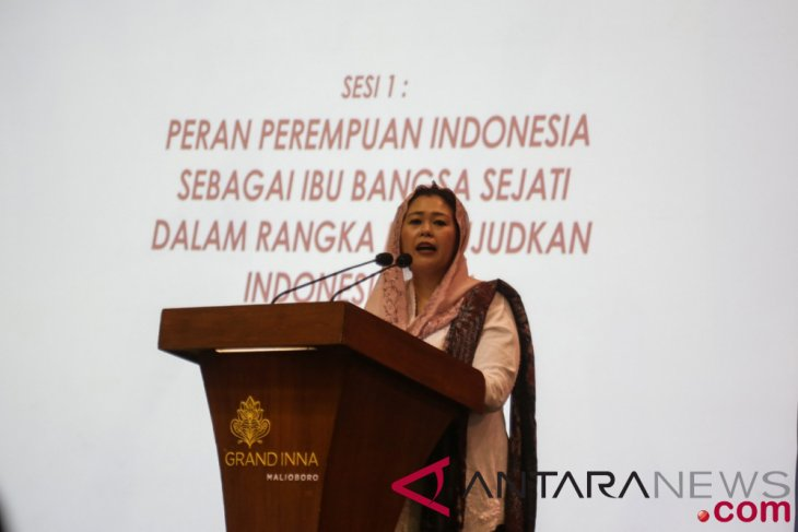 Yenny Wahid: empowerment prevents women from radicalism