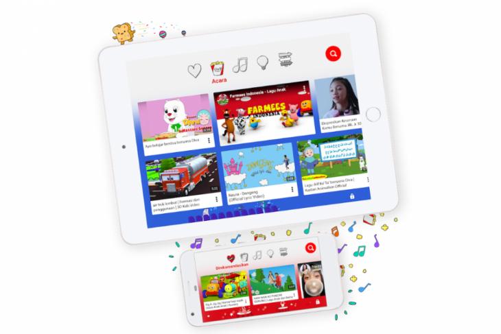 YouTube Kids kini hadir di Indonesia