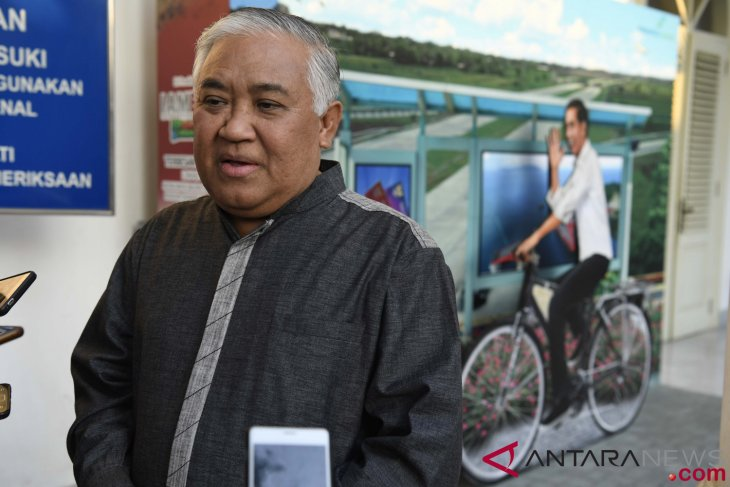 President replaces Din Syamsuddin from UKP-DKAAP