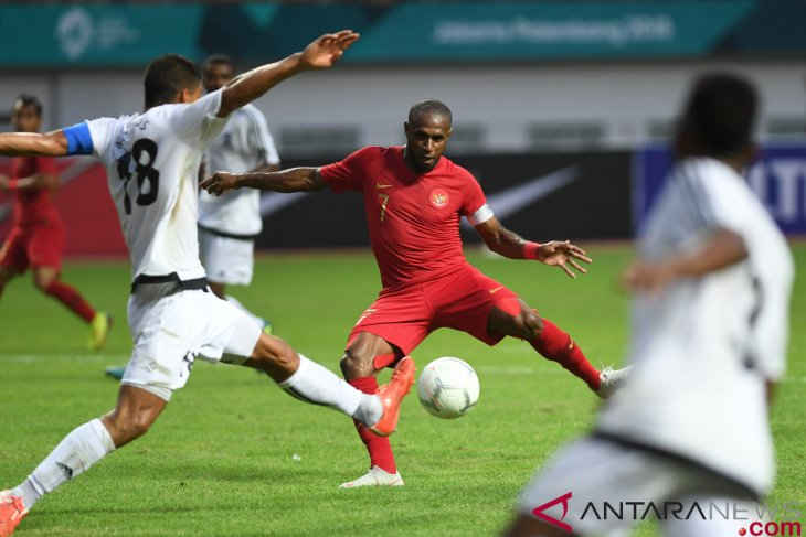 Indonesia beats Mauritius 1-0 at FIFA match