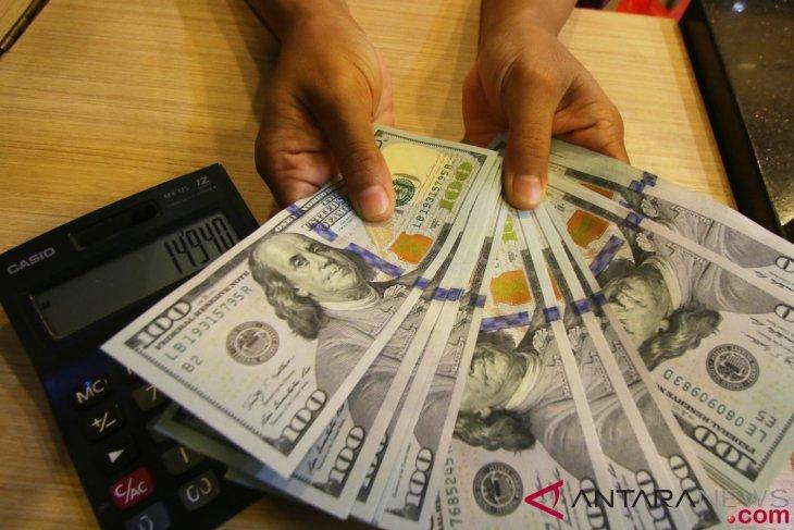 Ini dua penyebab kurs rupiah tembus Rp15.000