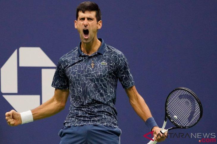 Djokovic petik resep juara dari Pegunungan Alpen