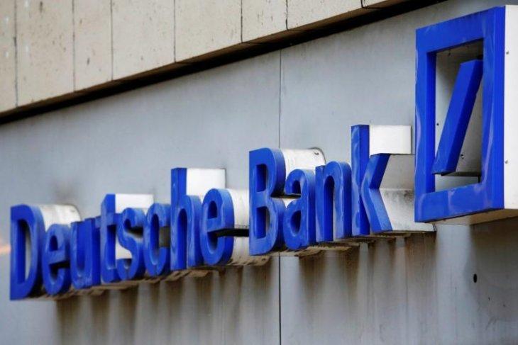 Saham Deutsche Bank rontok seiring anjloknya Bursa Jerman