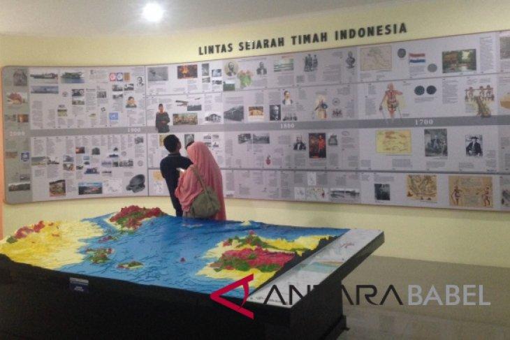 Kunjungan wisman ke Museum Timah Indonesia turun