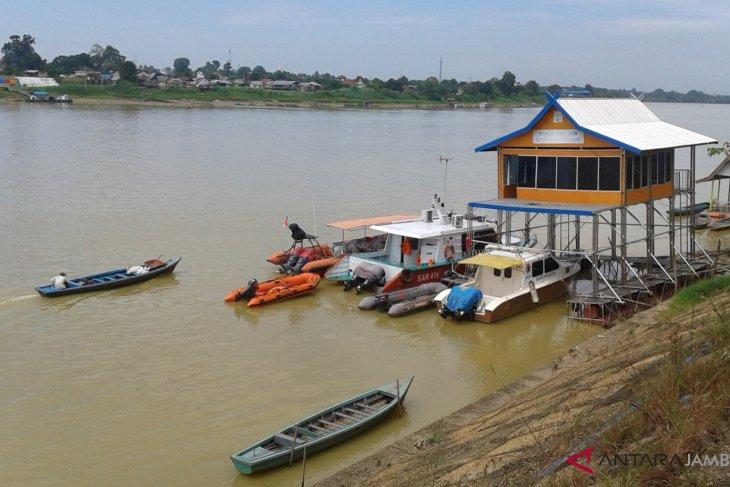Posko terapung BPBD di Sungai Batanghari potensi wisata edukasi kebencanaan