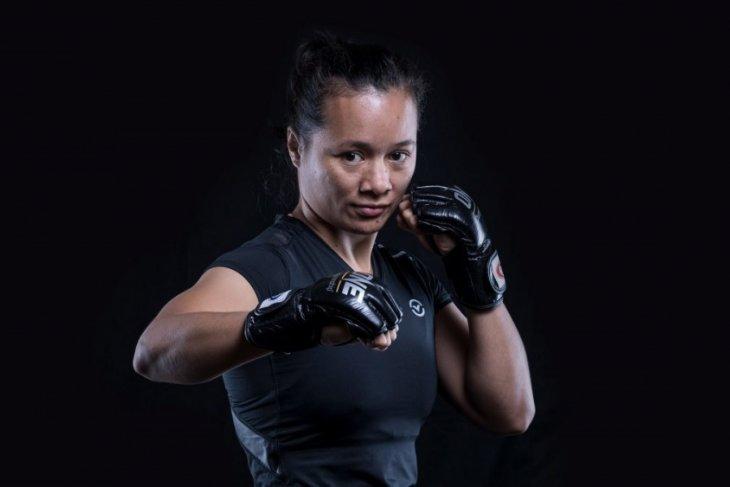 Priscilla-Stefer andalan Indonesia di One Championship seri Jakarta