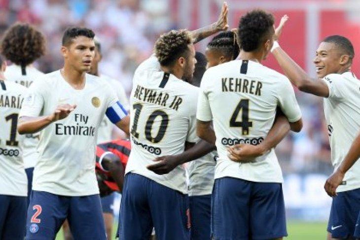 PSG catatkan delapan kemenangan beruntun