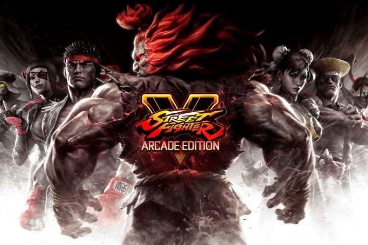 "CAPCOM akan rilis ""Street Fighter V"" untuk platform arcade pada 2019"