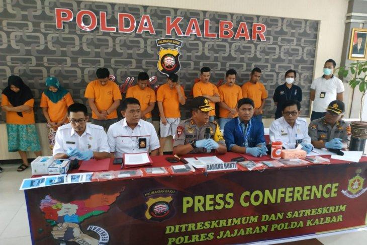 Sepanjang Januari - September 2018, Polda Kalbar ungkap 31 kasus TPPO