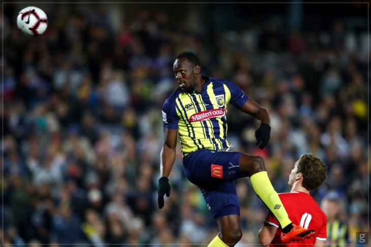 Nasib karir sepak bola Bolt akan segera ditentukan