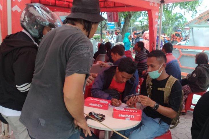 Jaringan Telkomsel pulih 100 persen di Palu dan Donggala
