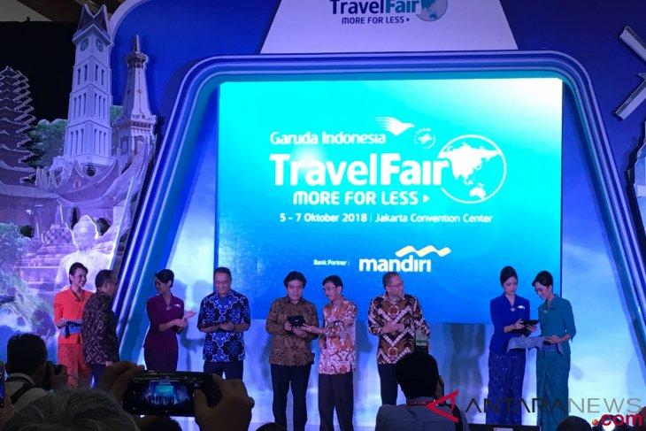 Garuda Indonesia Travel Fair 2018 Resmi Dibuka, Saatnya Berburu Tiket Murah