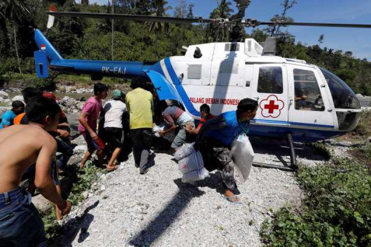 Ini kondisi korban helikopter jatuh di Tasikmalaya
