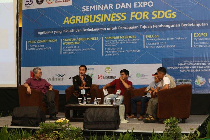 Departemen Agribisnis IPB selenggarakan Talkshow Agribusiness Startup