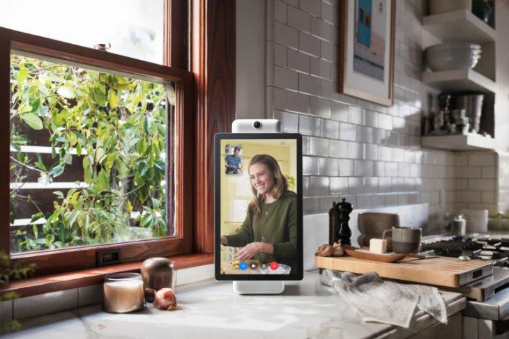 Facebook perkenalkan Portal, perangkat untuk panggilan video