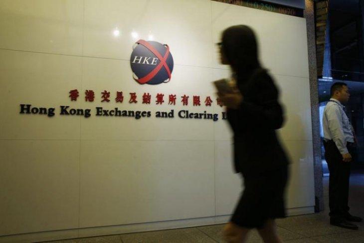 Bursa Hong Kong bangkit 535,12 poin