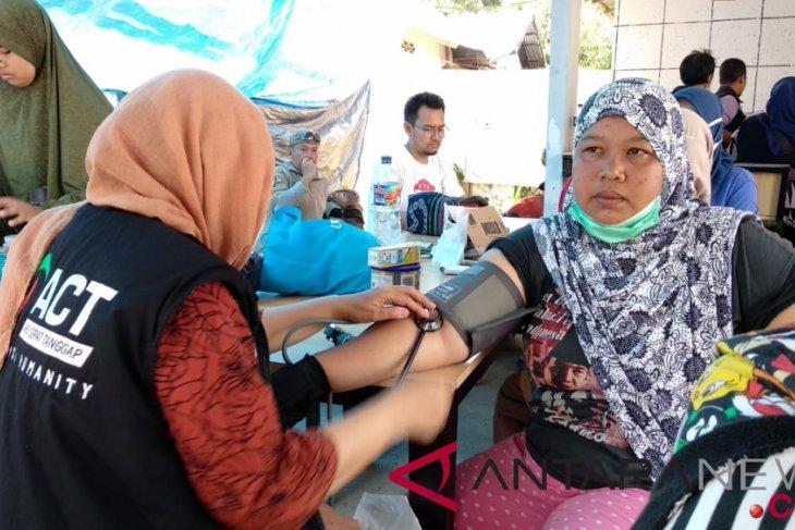 1.117 relawan kesehatan akan jangkau area terpencil terdampak bencana