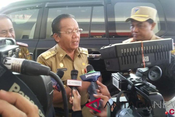Gubernur Sulteng katakan tidak ada pengusiran relawan BPBD