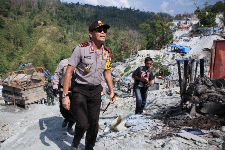 Sembilan anggota Polda Maluku terkena sanksi PTDH