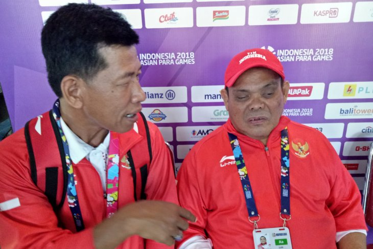 Asian Para Games - Edy Suryanto sets target to gain two gold medals