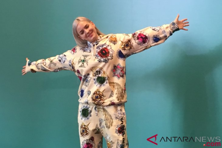 Anne-Marie ingin sering tampil di Indonesia