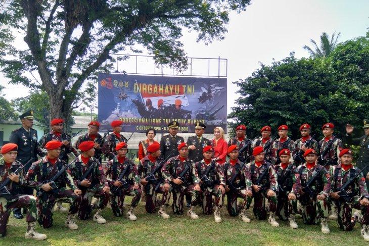 Korem 061/Suryakancana Menjadikan TNI Benteng Terakhir Masyarakat