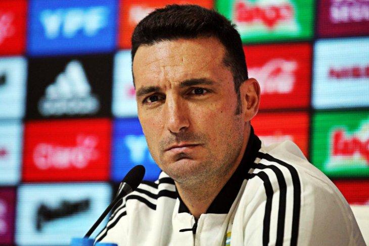Meski tanpa Messi, Argentina terlalu tangguh bagi Irak