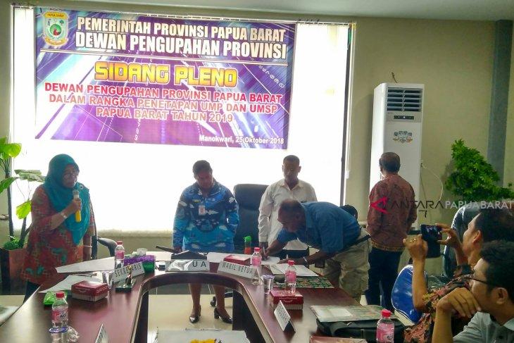 UMP Papua Barat 2019 ditetapkan Rp.2,9 juta