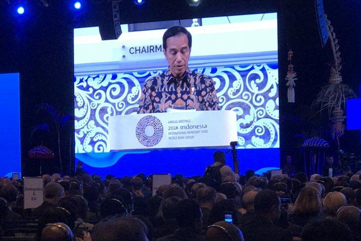 Presiden Jokowi berterima kasih atas nama NTB dan Sulteng