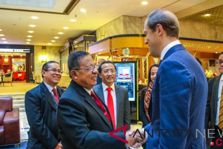 Indonesia, Russia discuss strategic programs