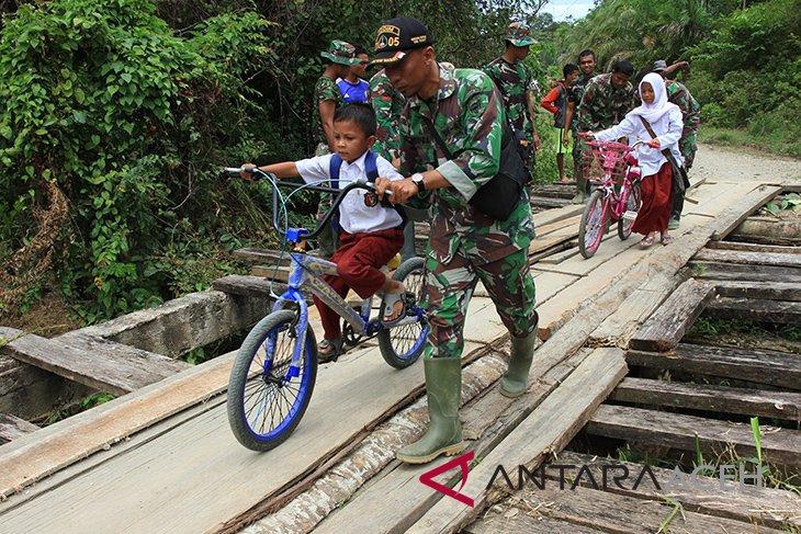 TMMD Aceh Barat penawar sejarah konflik bersenjata