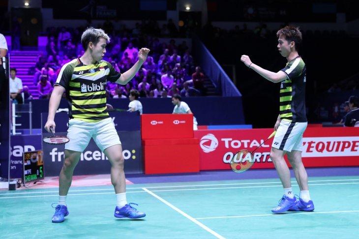 Kukuhkan dominasi, Minions melaju ke semifinal Malaysia Masters